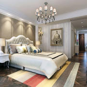 2016年新款欧式风格精致时尚卧室吊顶装修效果图