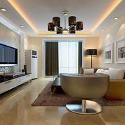 客厅精美吊灯设计