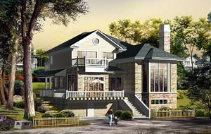 经典欧式风格自建别墅装修效果图大全