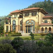 三层欧式别墅设计