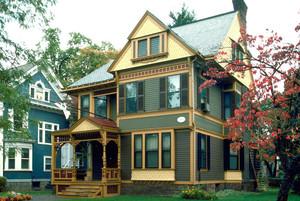 欧式风格自建别墅整体设计装修效果图