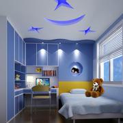 可爱儿童房装修效果图