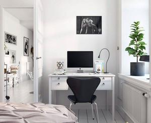 小户型北欧风格简约自然舒适公寓装修效果图赏析