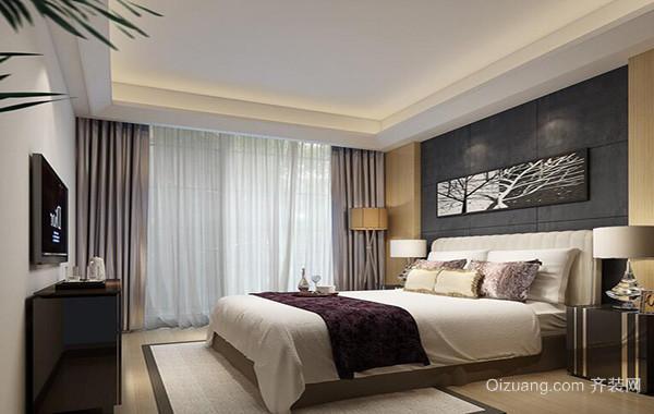 2016欧式现代卧室设计装修效果图欣赏