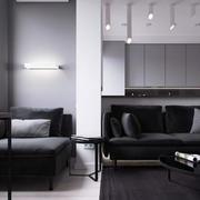 简约时尚客厅沙发设计