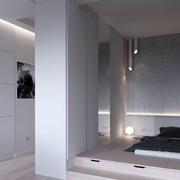 卧室装修一角