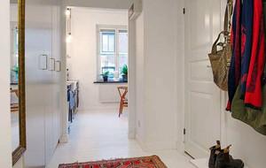 后现代风格简约时尚创意室内70平米loft公寓装修效果图