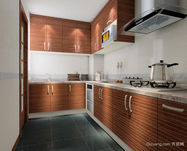经典的现代欧式室内橱柜设计装修效果图