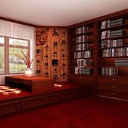 书房榻榻米装修效果图