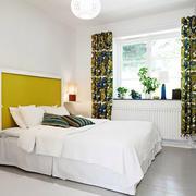 清新自然卧室装修