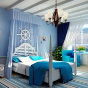 自然舒适卧室装修效果图