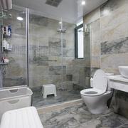 2016欧式别墅卫生间设计装修效果图欣赏