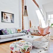 客厅创意沙发设计
