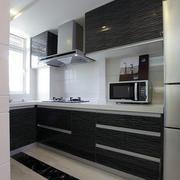 现代简约风格时尚精致室内厨房装修效果图