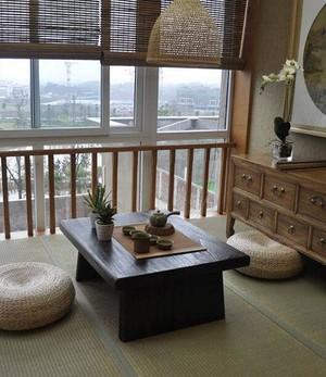 120平米现代室内榻榻米设计装修效果图