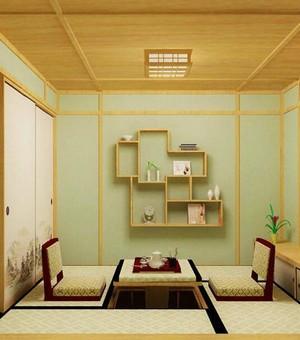 2016日式卧室室内吊顶装修效果图欣赏