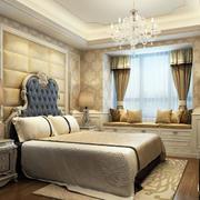 简约时尚卧室设计效果图