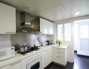 2016大户型欧式厨房吊顶设计装修效果图欣赏