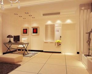 大户型欧式风格室内玄关设计装修效果图