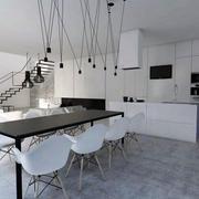 创意餐厅厨房吊灯设计
