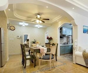 小户型精美餐厅室内设计装修效果图实例