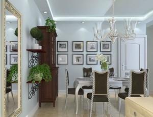 精致的别墅型现代餐厅设计装修效果图鉴赏