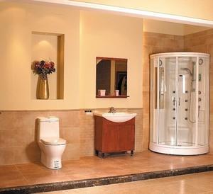 100平米大户型卫生间设计装修效果图欣赏