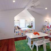 时尚创意儿童房装修