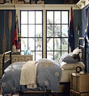 欧式风格时尚创意温馨舒适儿童房床装修效果图赏析
