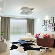 时尚创意客厅吊灯设计