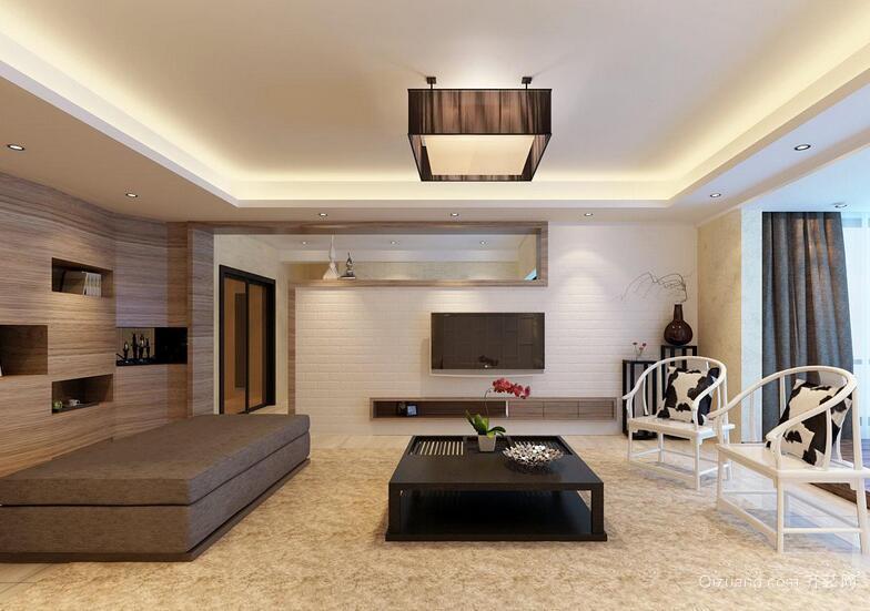 小户型经典的欧式客厅设计装修效果图