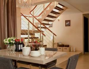小户型欧式风格室内楼梯设计装修效果图欣赏