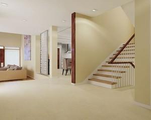 欧式风格别墅型楼梯装修效果图实例