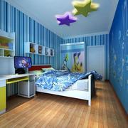 精美的现代儿童房室内设计装修效果图