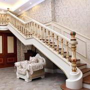 欧式风格楼梯设计
