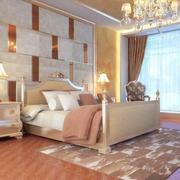 2016独特的现代欧式卧室装修效果图鉴赏
