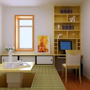 8平米现代家居温馨舒适室内榻榻米装修效果图