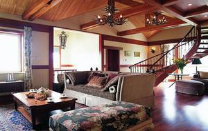 客厅整体设计效果图