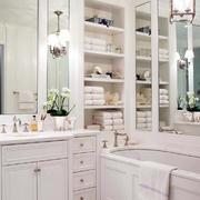 精致卫生间卫浴设计