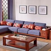实木沙发装修