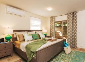 2016别墅欧式卧室室内吊顶设计装修效果图
