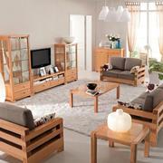 实木沙发效果图