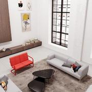 客厅超大窗户设计