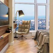 公寓卧室窗户设计