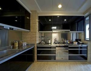 2016别墅厨房室内吊顶设计装修效果图欣赏