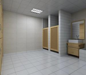100平米欧式卫生间吊顶装修效果图欣赏