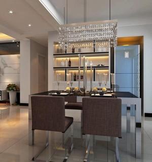 2016欧式大户型酒柜设计装修效果图欣赏