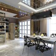 欧式风格酒柜室内装修效果图欣赏