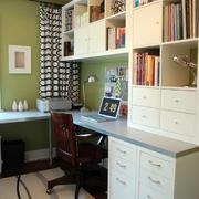 卧室小书房设计
