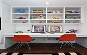 现代简约风格书房设计
